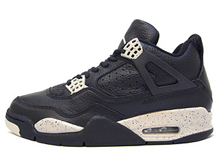 AIR JORDAN 4 RETRO + 1999 black/black-cool grey