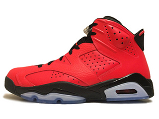 AIR JORDAN 6 RETRO INFRARED 23 infrared 23/black-infrared 23