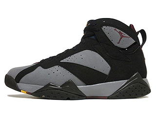 AIR JORDAN 7 RETRO bordeaux black/lt graphite-bordeaux