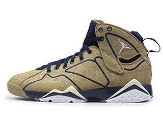 AIR JORDAN 7 RETRO J2K j2k filbert/natural-obsidian-white