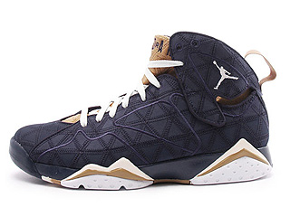 AIR JORDAN 7 RETRO J2K j2k obsidian/natural-filbert-white