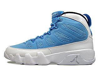 AIR JORDAN 9 RETRO for the love of the game university blue/white-black