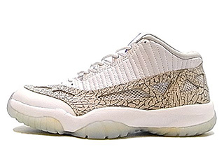 AIR JORDAN 11 RETRO LOW white/cobalt-zen grey