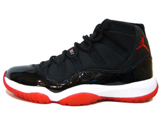 JORDAN COLLEZIONE 12/11 countdown pack black/varsity red-white