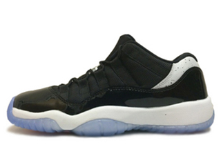 AIR JORDAN 11 RETRO LOW INFRARED 23 black/infrared 23-pr platinum