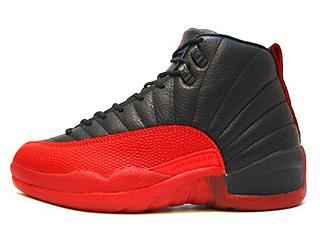 AIR JORDAN 12 (OG) black/varsity red
