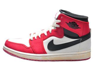 AIR JORDAN 1 RETRO KO HI white/black-varsity red