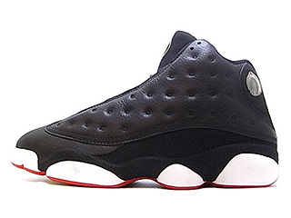 AIR JORDAN 13 (OG) black/true red-white