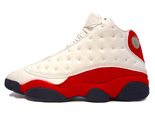 AIR JORDAN 13 (OG) white/black-true red-pearl grey