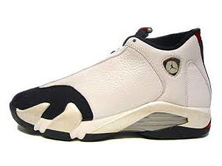 AIR JORDAN 14 (OG) white/black-varsity red