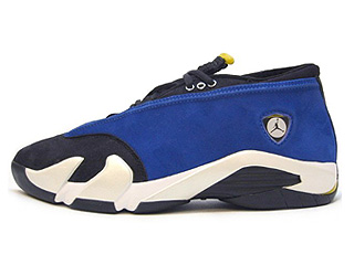 AIR JORDAN 14 LOW (OG) varsity royal/black-white