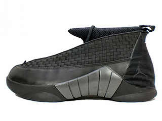 AIR JORDAN 15 (OG) black/varsity red