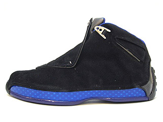 AIR JORDAN 18 black/sport royal