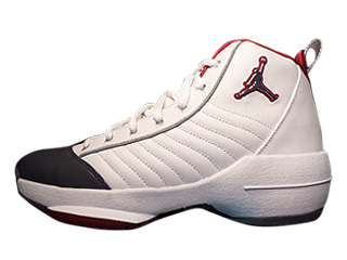 AIR JORDAN 19 SE eastcoast white/flint grey-deep red