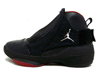 JORDAN COLLEZIONE 19/4 countdown pack black/varsity red