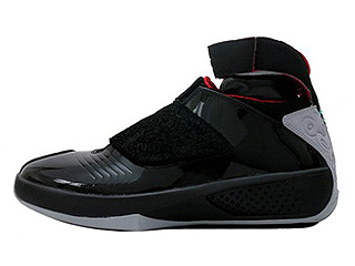 AIR JORDAN 20 stealth black/stealth-varsity red