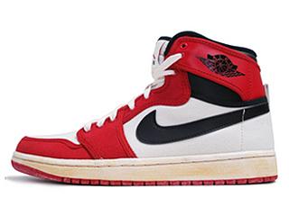 AIR JORDAN 1 KO HIGH AJKO white/black-gym red