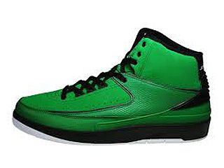 AIR JORDAN 2 RETRO QF candy pack classic green/white-black