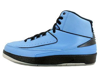 AIR JORDAN 2 RETRO QF candy pack university blue/black-white