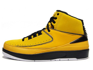 AIR JORDAN 2 RETRO QF candy pack del sol/black-white