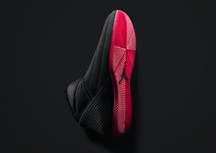 NIKE AIR JORDAN WHY NOT ZER0.1 PFX BLACK/GYM RED-BLACK